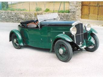 Rover 10/25 Sportsman's Coupé