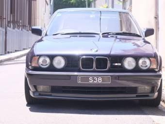 E39 5//D 96-04 Auto Bulloni Set di 4 BMW SERIE 5 TOURING