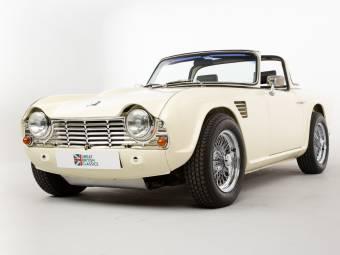 Triumph TR 4 Classic Cars for Sale - Classic Trader