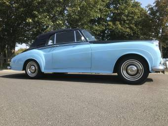 Bentley S1 DHC Park Ward