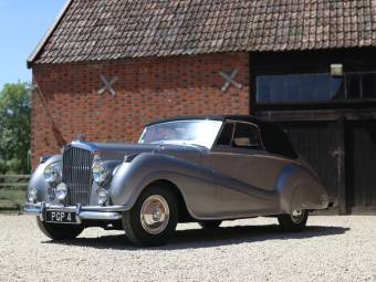 Bentley R-Type Park Ward
