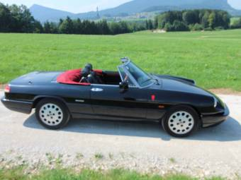 Alfa Romeo Spider Classic Cars For Sale Classic Trader - 1980 alfa romeo spider for sale