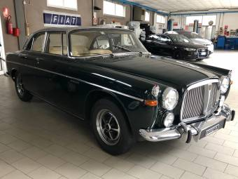 Rover 3,5 Liter Coupe