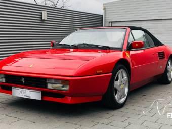 Ferrari Mondial Cabriolet Oldtimer Kaufen Classic Trader