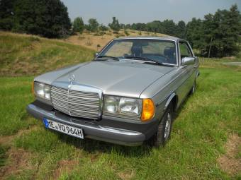 Mercedes-Benz 300 CD Turbodiesel