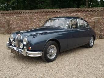 Jaguar Mk Ii Classic Cars For Sale Classic Trader