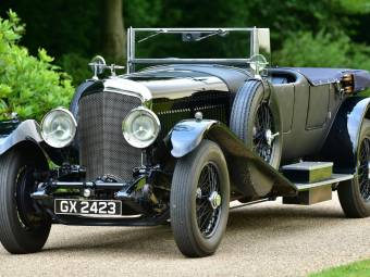 Bentley 8 Litre
