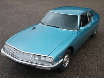 Citroën SM injection