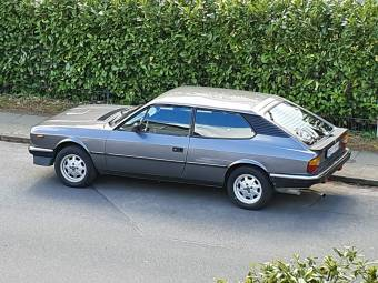 Lancia Beta HP Executive VX