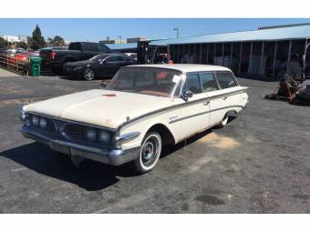 Edsel Villager Wagon