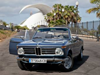 BMW 1600 Convertible