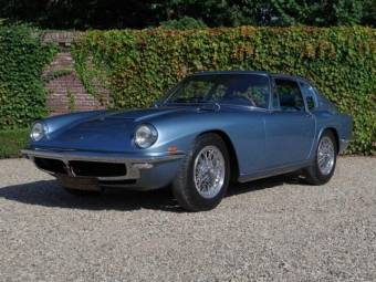 Maserati mistral spyder for sale