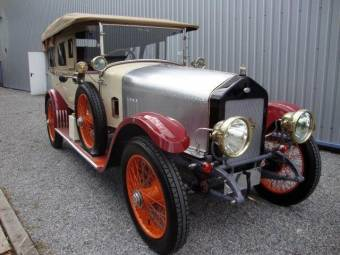 Wolseley Twenty C8
