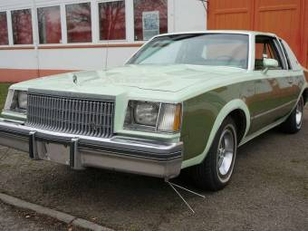 Buick Limited 4.9 L
