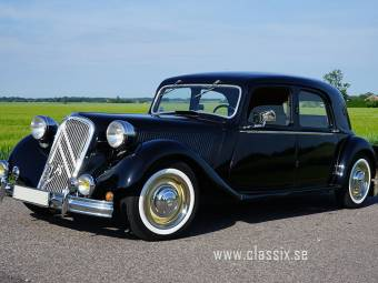 Citroën Traction Avant 15/6