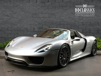 Porsche 918 Classic Cars for Sale , Classic Trader