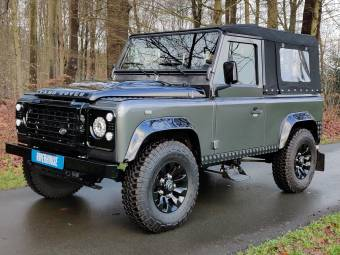 Land Rover Classic Cars For Sale Classic Trader
