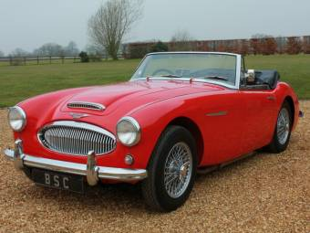 Austin-Healey 3000 Classic Cars for Sale - Classic Trader
