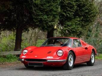 Ferrari Dino Oldtimer Kaufen Classic Trader