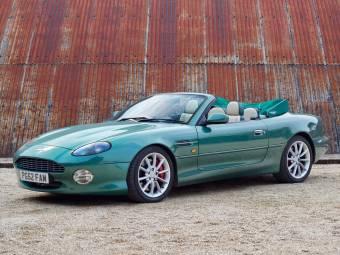 Aston Martin DB 7 Vantage Volante