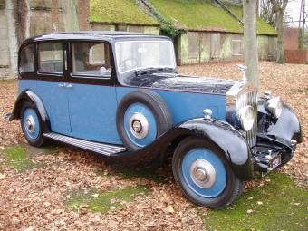 Rolls-Royce 20/25 HP