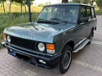 Range Rover A Vendre >> Land Rover Range Rover Classic Cars For Sale Classic Trader
