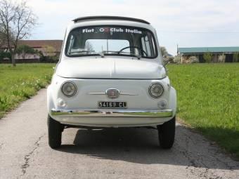 Fiat 500 Station Wagon D Epoca In Vendita Classic Trader