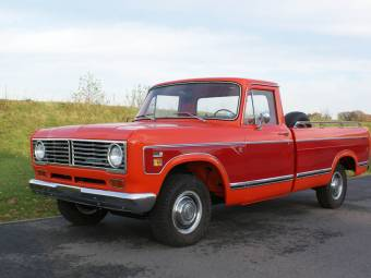 International Harvester 1110