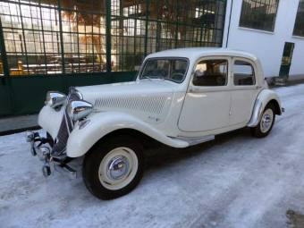 Citroën Traction Avant 11 BL