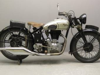 Royal Enfield Model J