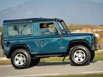 Land Rover Defender Clic Cars for Sale - Clic Trader