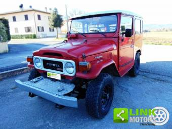 Toyota Land Cruiser BJ 40