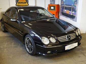 Mercedes-Benz CL 65 AMG