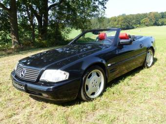 "Mercedes-Benz SL 500 ""Special Edition"""