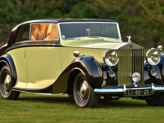 Hedendaags Rolls-Royce Silver Wraith Oldtimer kaufen - Classic Trader PE-12