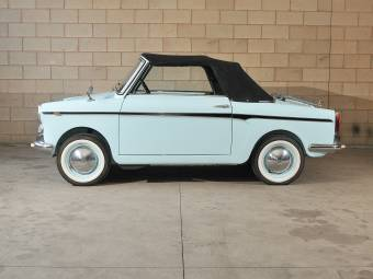 Autobianchi Bianchina Convertible