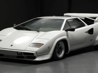 Lamborghini Countach LP 400 S