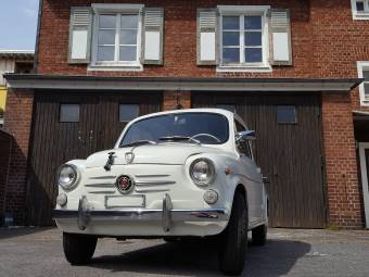 Fiat 600 Classic Cars For Sale Classic Trader