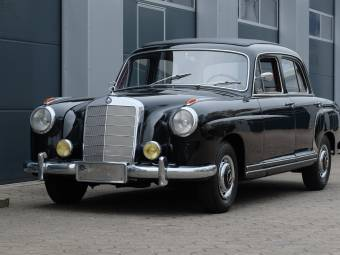 a3cb15bcee5472 Mercedes-Benz Ponton Classic Cars for Sale - Classic Trader