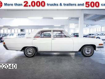 Opel Admiral 2,8
