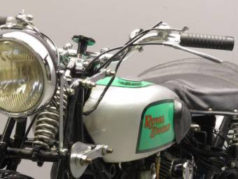 Royal Enfield Model KX