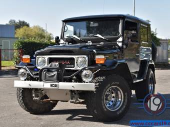 Toyota Land Cruiser BJ 42