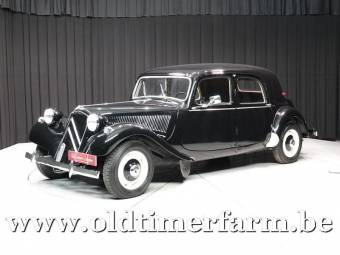 Citroën Traction Avant 11 BN Normale