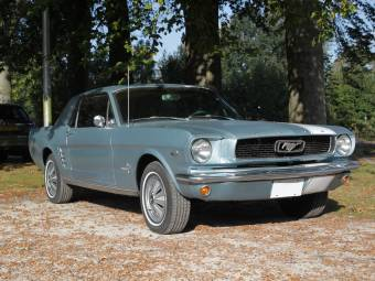 ford mustang oldtimer kaufen - classic trader