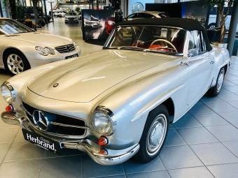 Mercedes Benz Sl Class Classic Cars For Sale Classic Trader