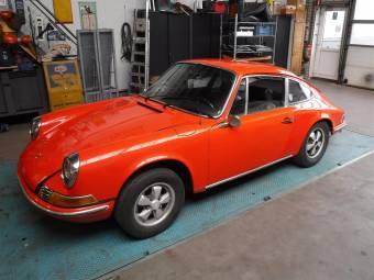 Classic Porsche For Sale >> Porsche 912 Classic Cars For Sale Classic Trader