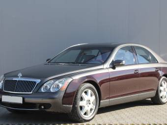 maybach classic cars for sale - classic trader