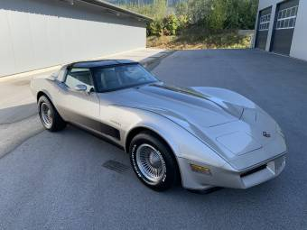 Chevrolet Corvette Collector Edition