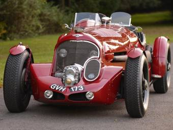 Bentley 6 1/2 Litre Petersen Special