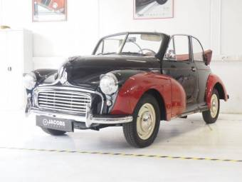 Morris Minor Series II